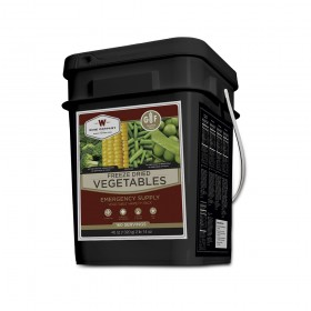 Wise Freeze Dried Vegetable 160 Servings
