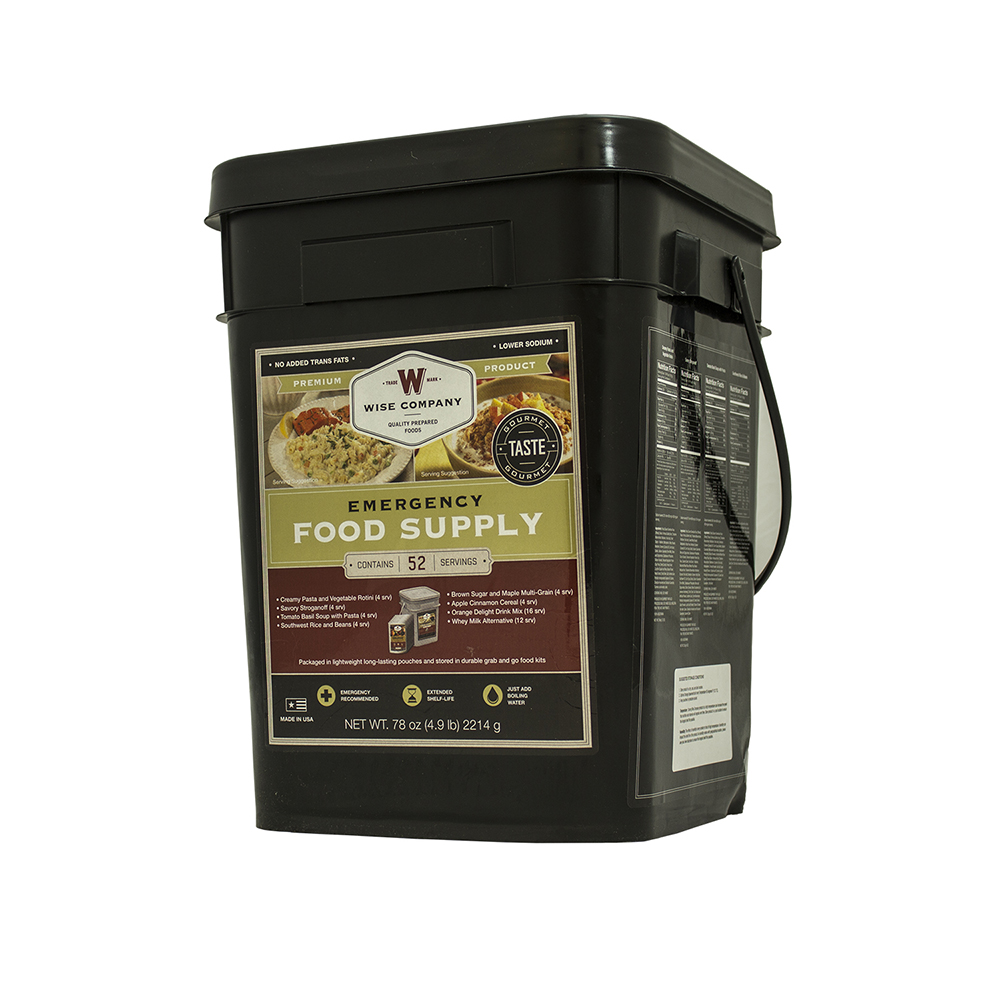 52 Serving Wise Prepper Pack