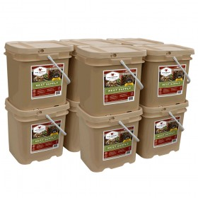 Wise 600 Serving Gourmet Freeze Dried Meat