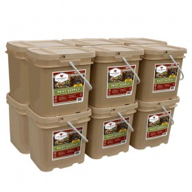 Wise 720 Serving Gourmet Freeze Dried Meat
