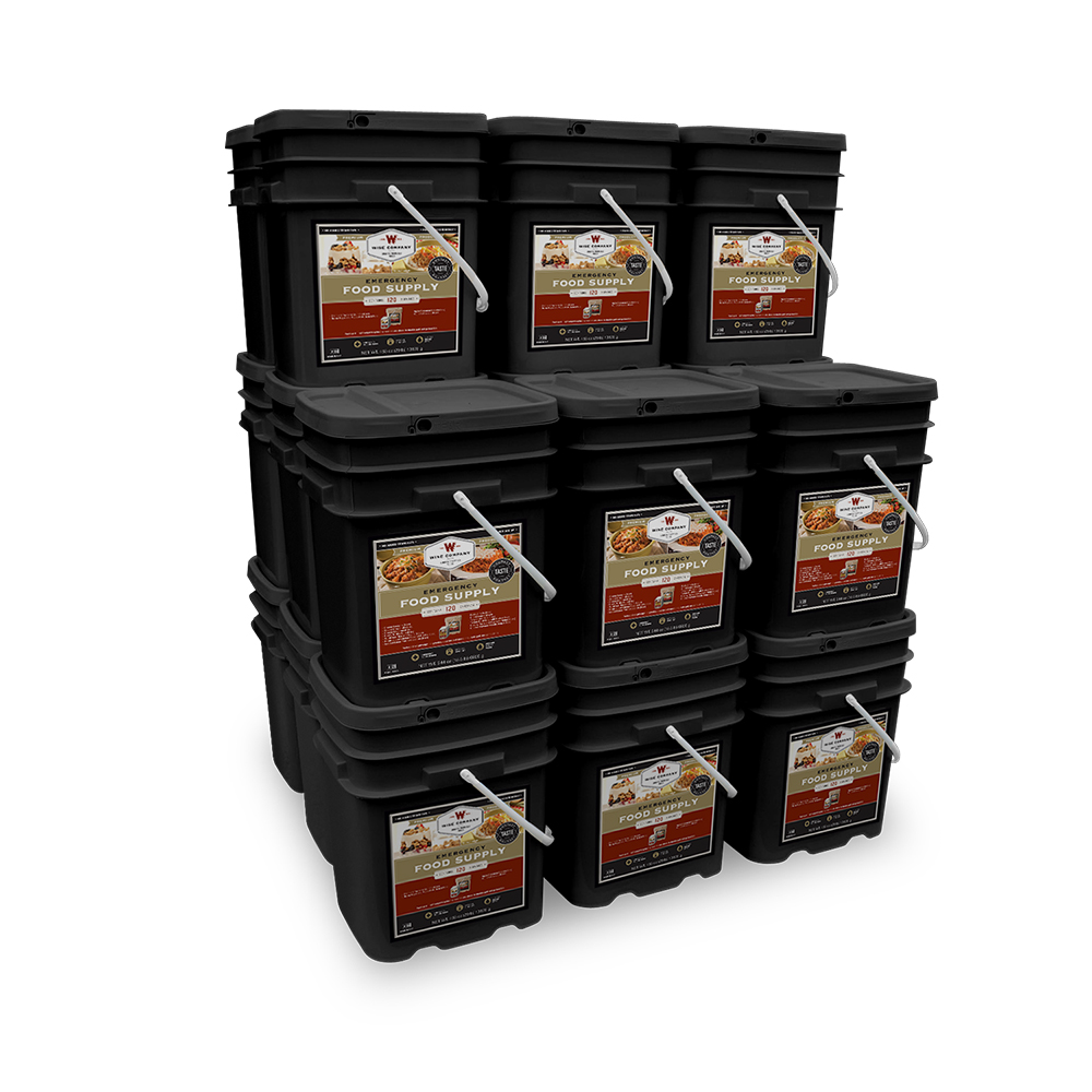 Wise 2880 Servings Package