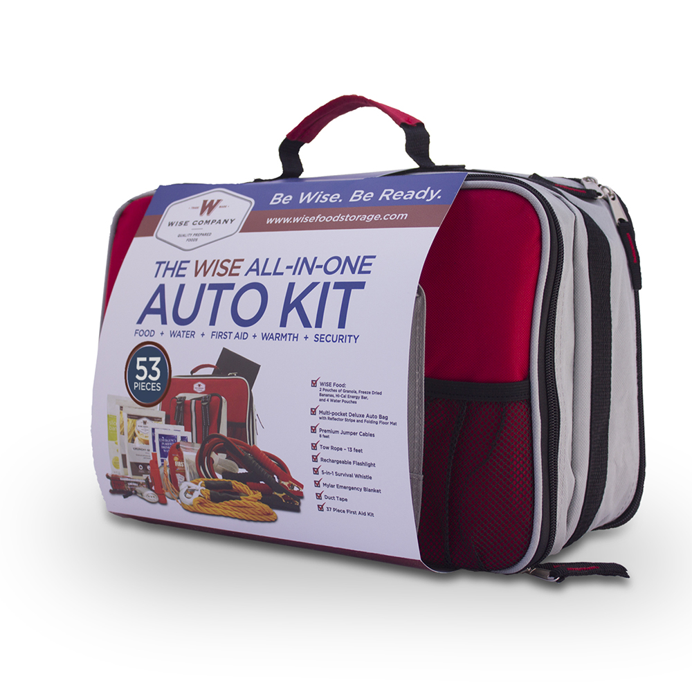 Wise Car Emergency Kit