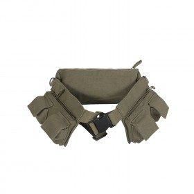 Rothco Canvas 7 Pocket Fanny Pack