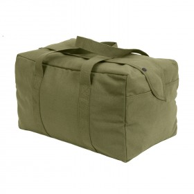 Rothco Canvas Small Parachute Cargo Bag