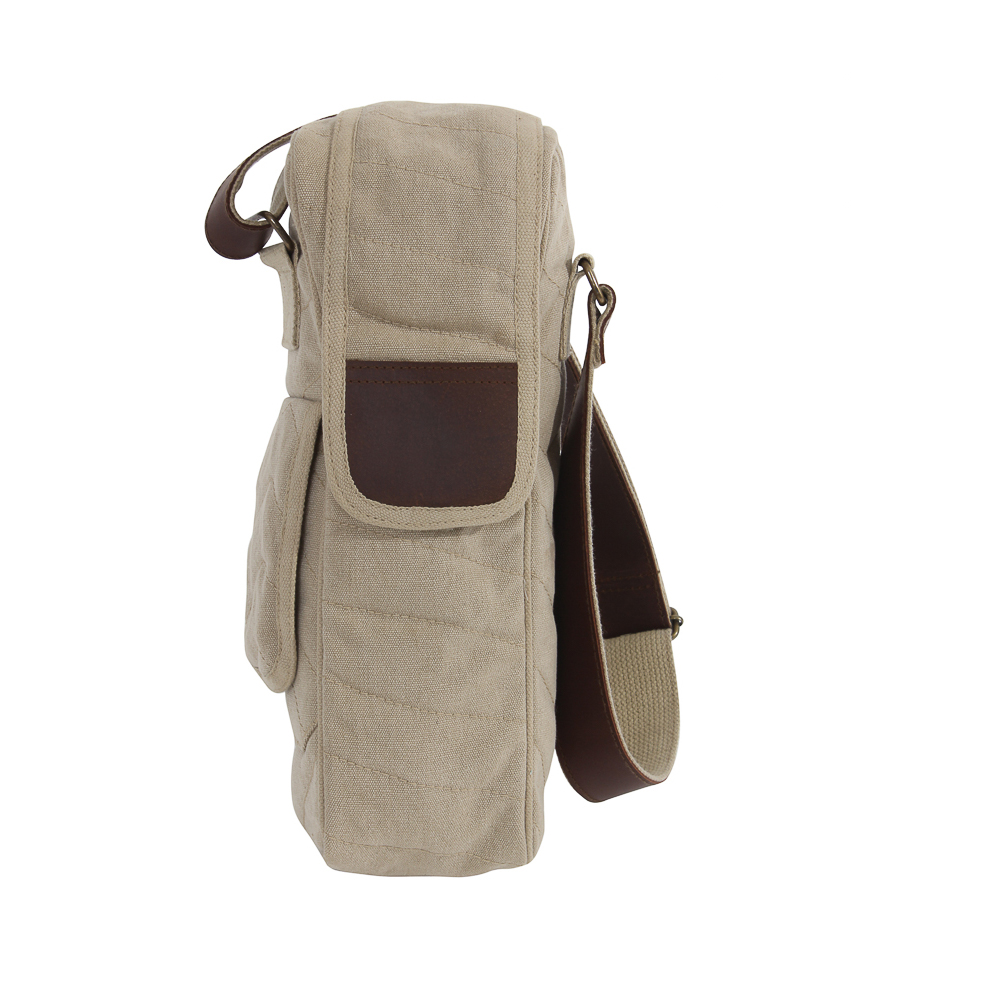 Rothco Vintage Canvas Bottle Bags