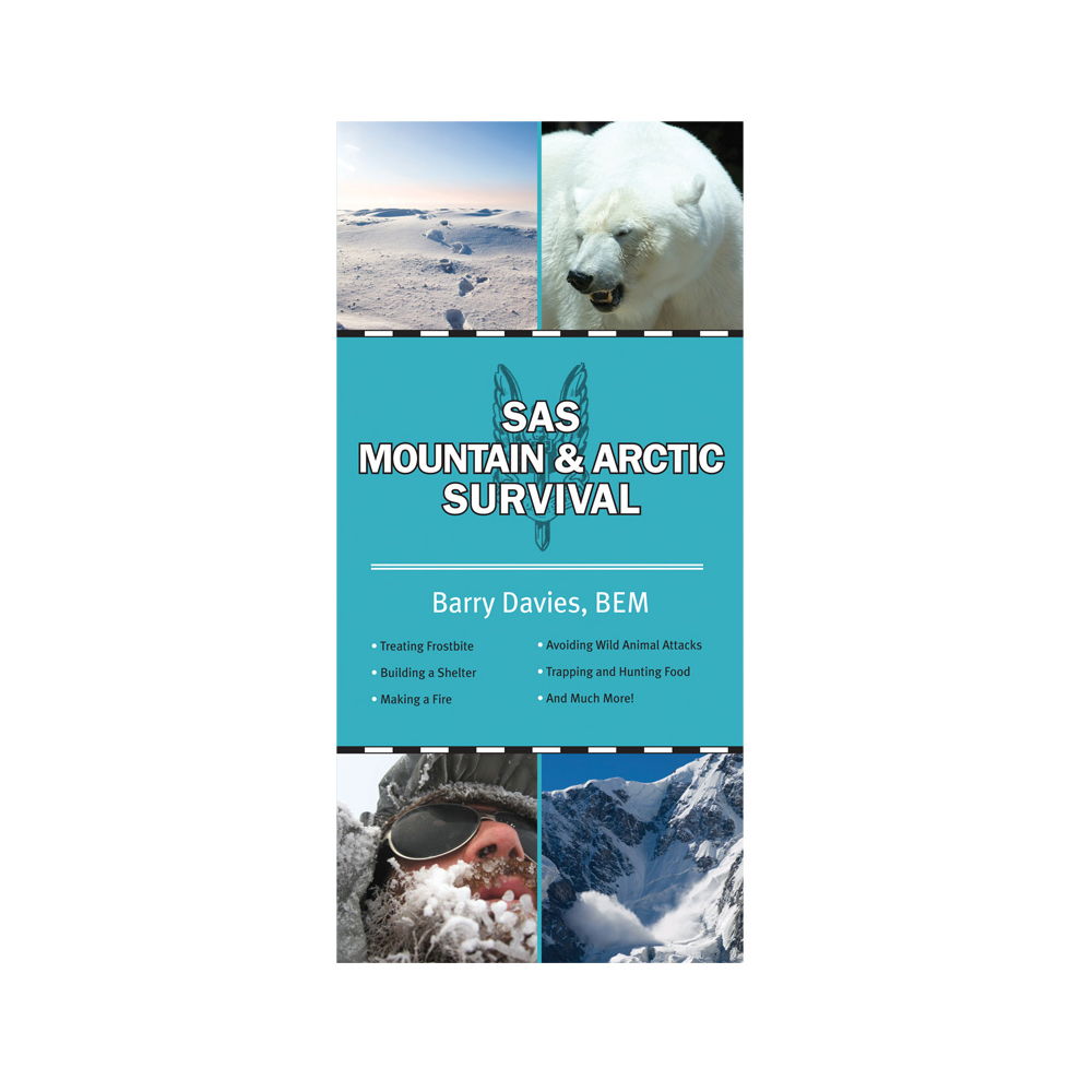 SAS Mountain & Arctic Survival