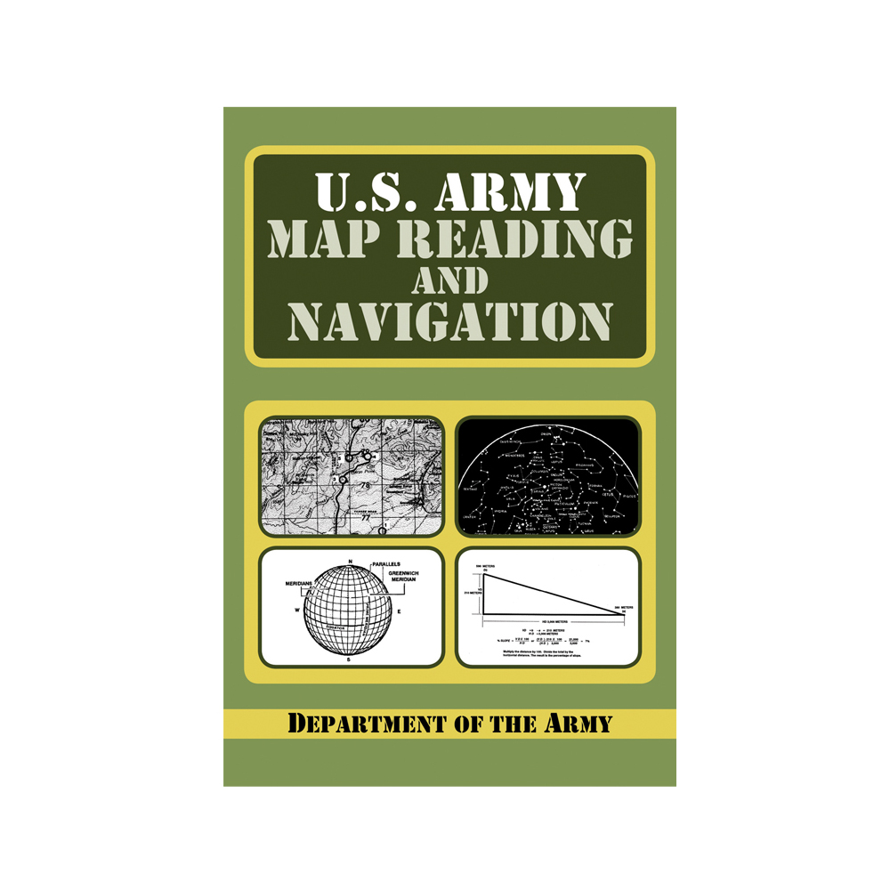 U.S. Army Map Reading & Navigation