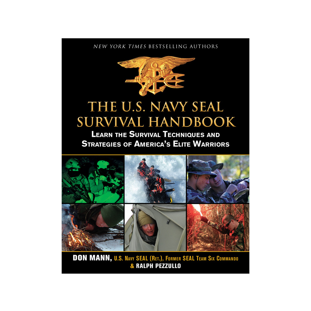 The US Navy Seal Survival Handbook