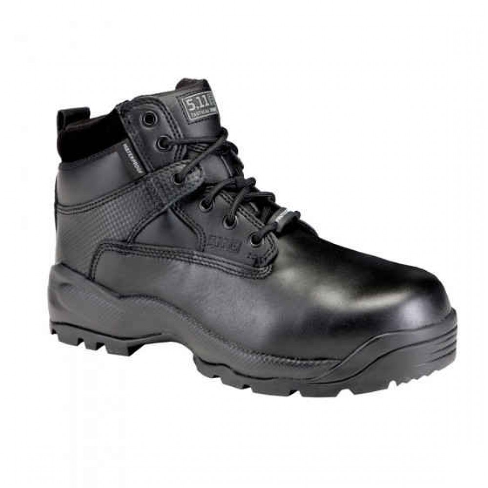 "5.11 Tactical ATAC Shield 6"" Side Zip Boot - Black"