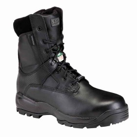 "5.11 Tactical ATAC Shield 8"" Side Zip Boot - Black"