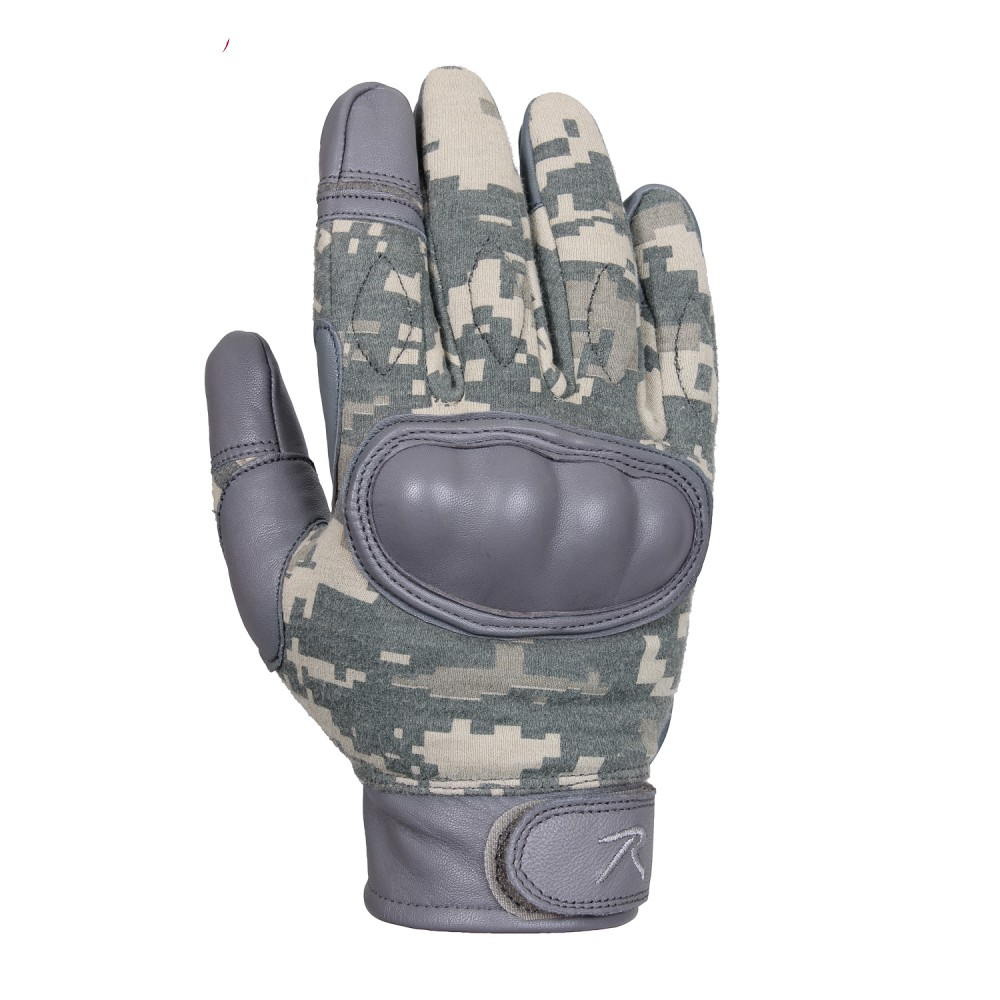 Rothco Flame and Heat Resistant Hard Knuckle Tactical Gloves