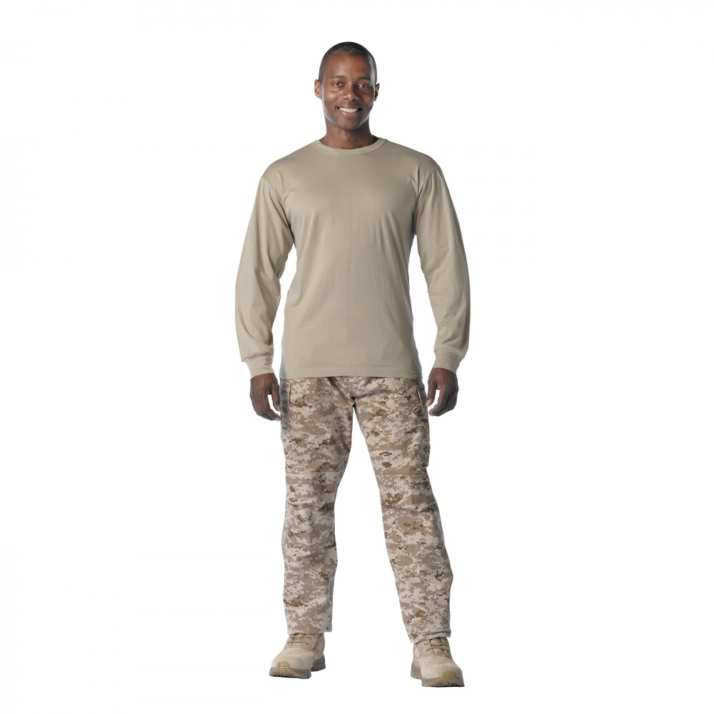 Rothco Fire Retardant Long Sleeve T-shirt