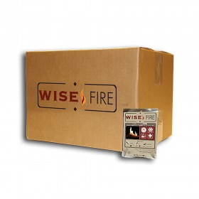 Wise Fire Pouches in a Box Boils 60 Cups of Water
