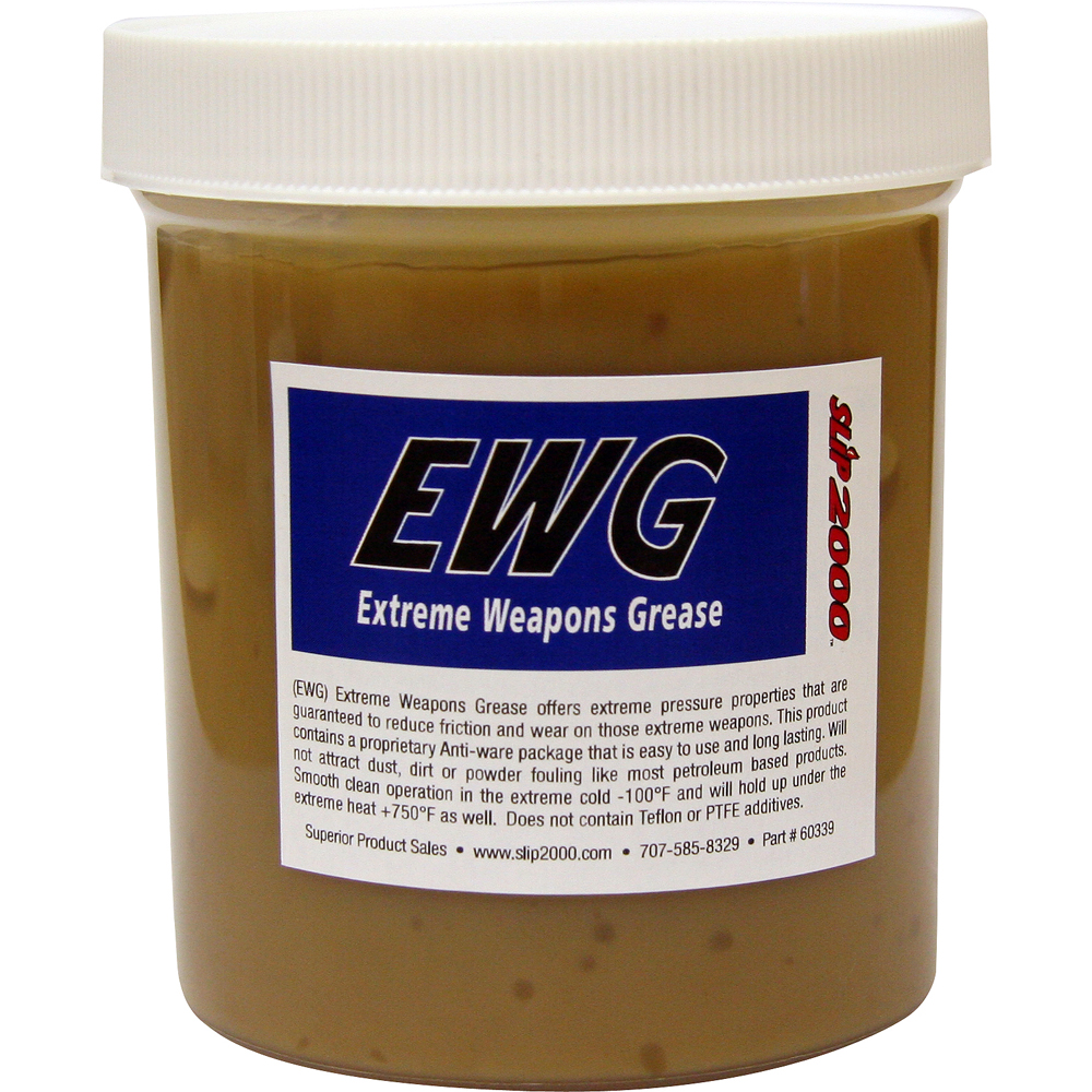 Slip 2000 EWG Extreme Weapons Grease - 16 oz