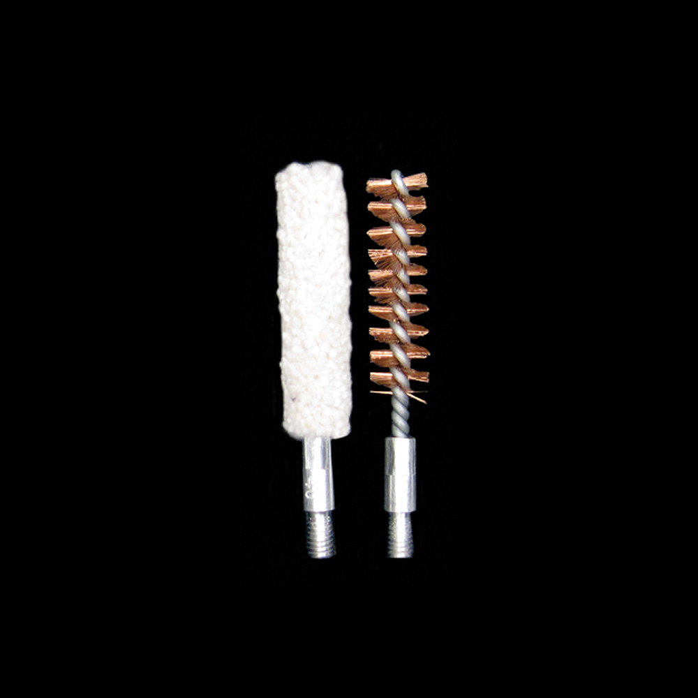 Tac Shield 38/357/9mm Pistol Bore Brush & Mop