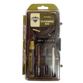 Tac Shield .22 Caliber 12 Piece Rifle Cleaning Kit