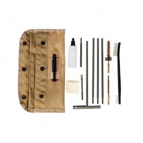 Tac Shield AR15/M16 USGI Field Cleaning Kit - Tan