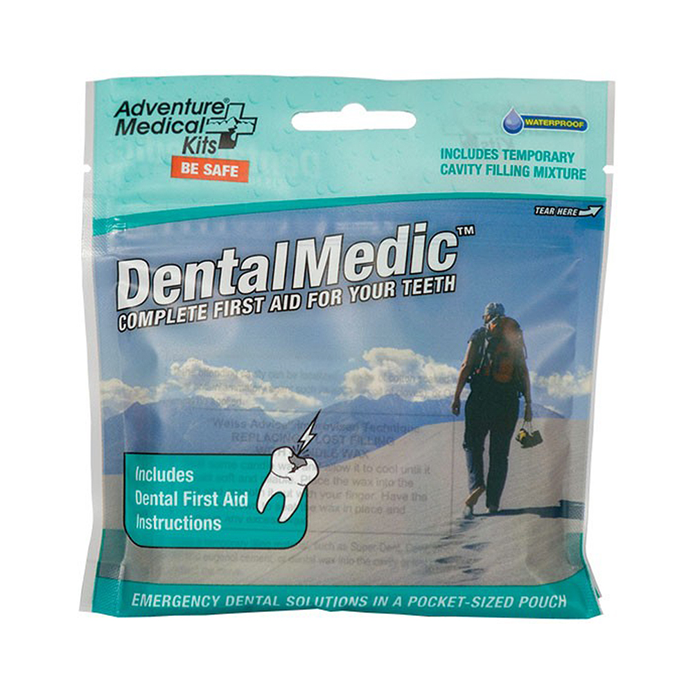Adventure Medical Kits Travel Series Dental Medic