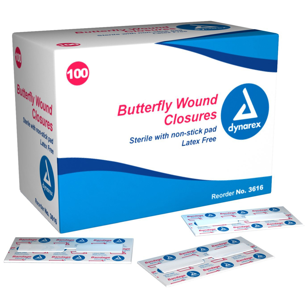 Butterfly Bandage - Medium