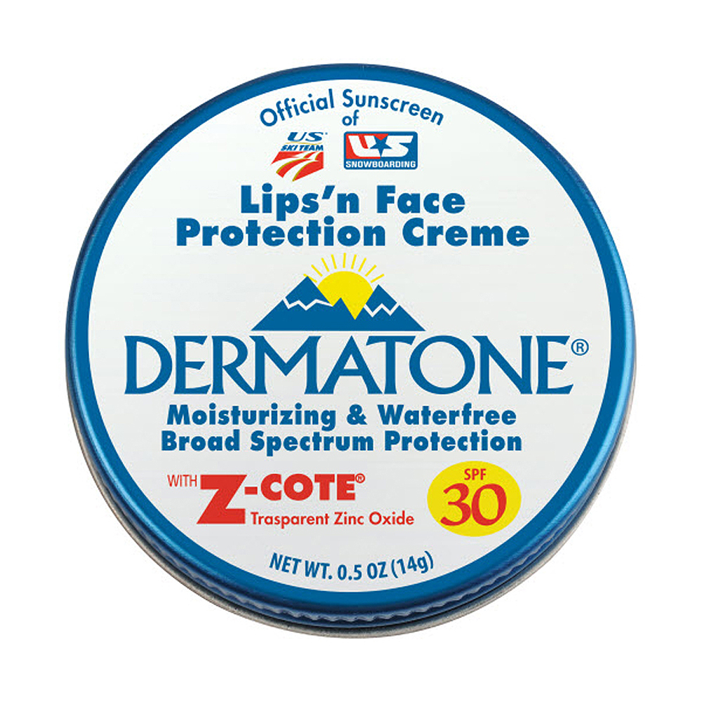 Dermatone Legendary Tin - Mini Tin with Zinc - 0.5 oz