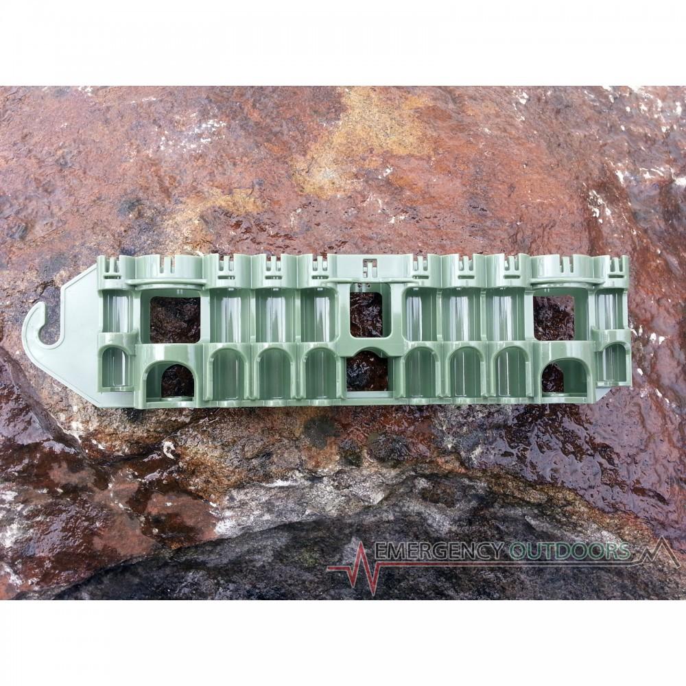 PowerPax Original Battery Caddy Carrier - Military Green