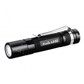 Fenix LD02 100 Lumen LED Flashlight