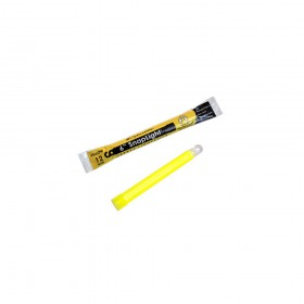 "Cyalume SnapLight Industrial Grade Light Sticks 6"" 12 Hour - Yellow"