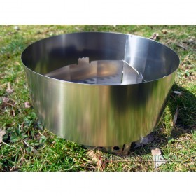 Clikstand Appalachian Combo - Stainless Steel Stove