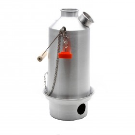 Kelly Kettle Base Camp Aluminum - Large