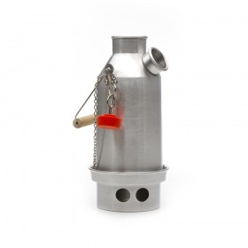 Kelly Kettle Stainless Steel Trekker