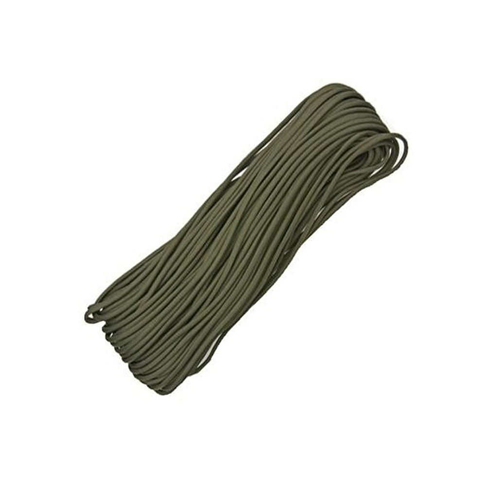 Tac Shield Tactical 550 Paracord 100ft - Foliage Green