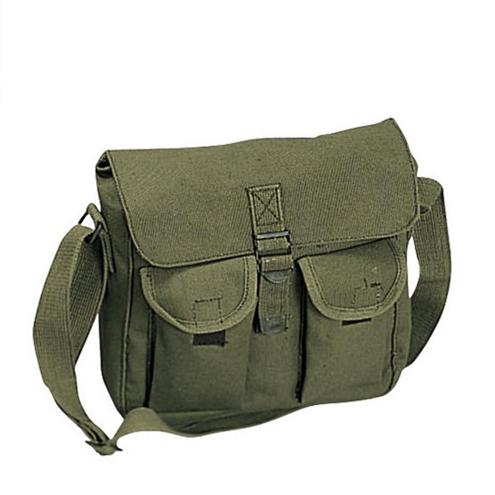 Мужская сумка из брезента своими руками 18