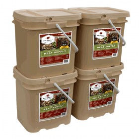 Wise 240 Serving Freeze Dried Gourmet Meat