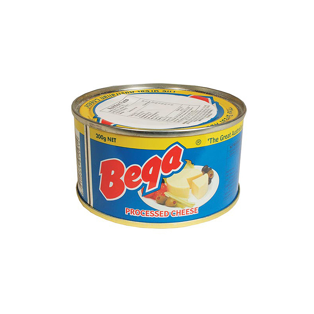 Bega Processed Canned Cheese - 7.05 oz