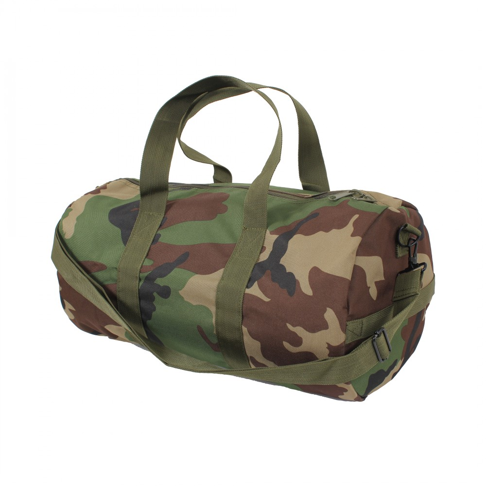 "Rothco 19"" Camo Shoulder Bag"