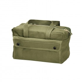 Rothco G.I. Type Mechanics Tool Bag With Brass Zipper