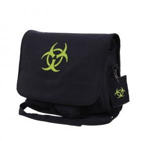 Rothco Bio-hazard Vintage Canvas Messenger Bag