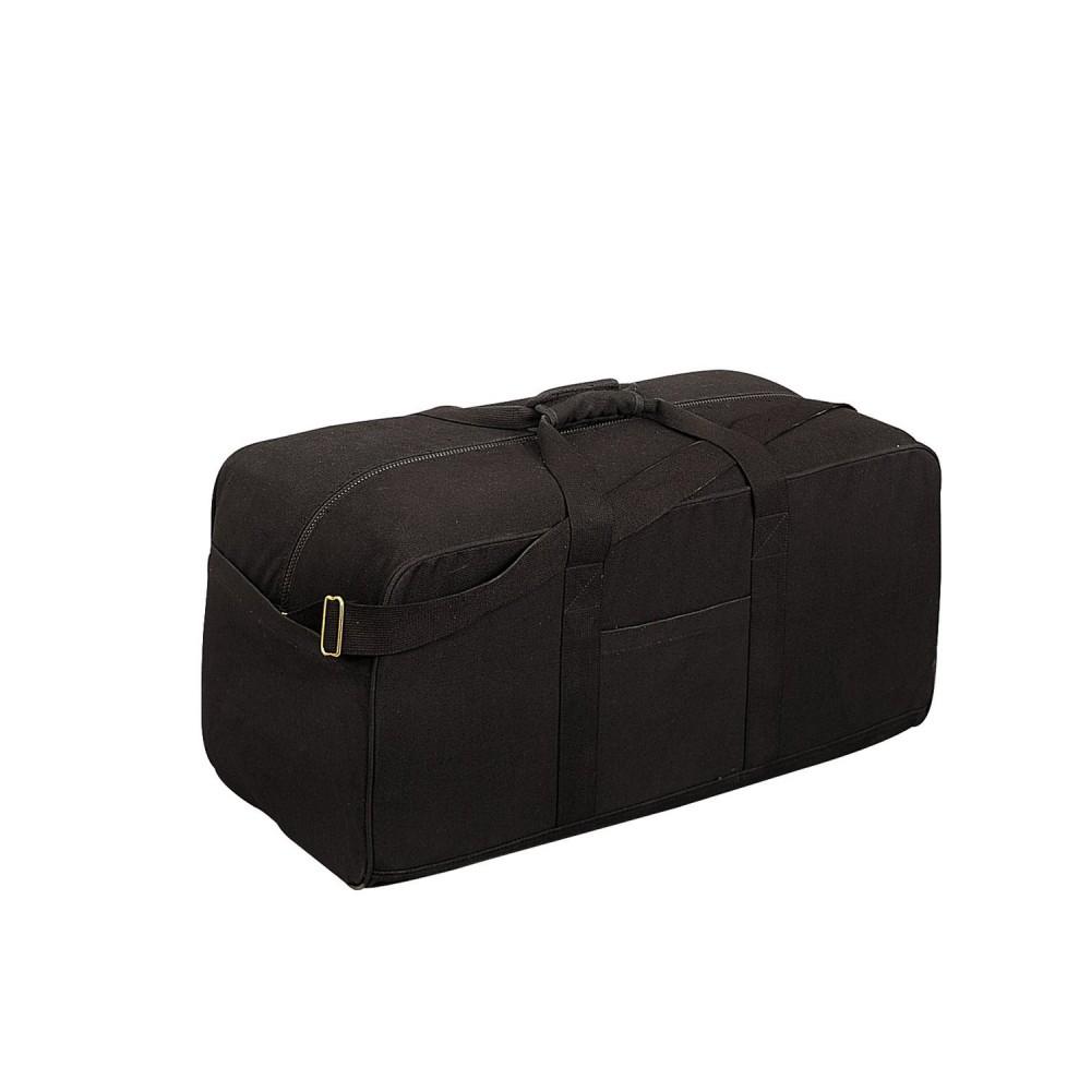 Rothco Canvas Assault Cargo Bag