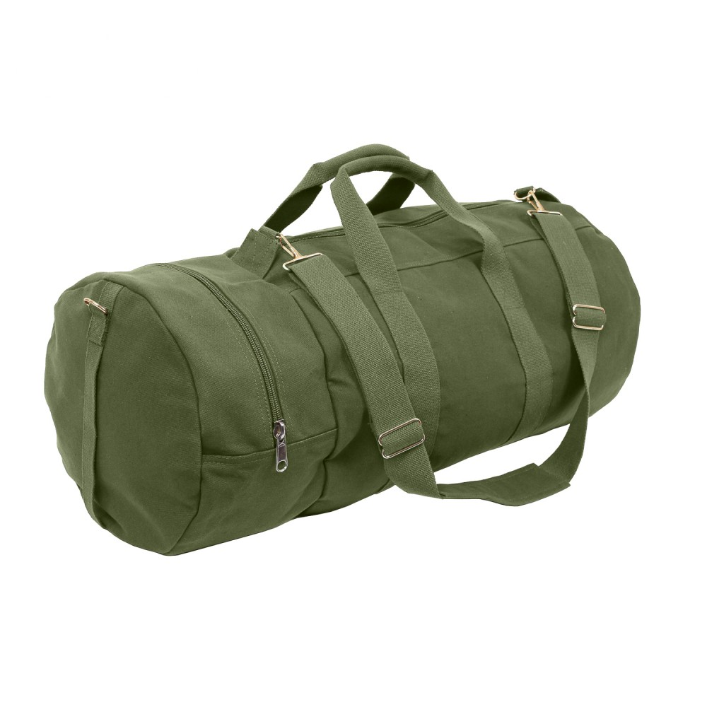 Rothco Canvas Double-Ender Sports Bag