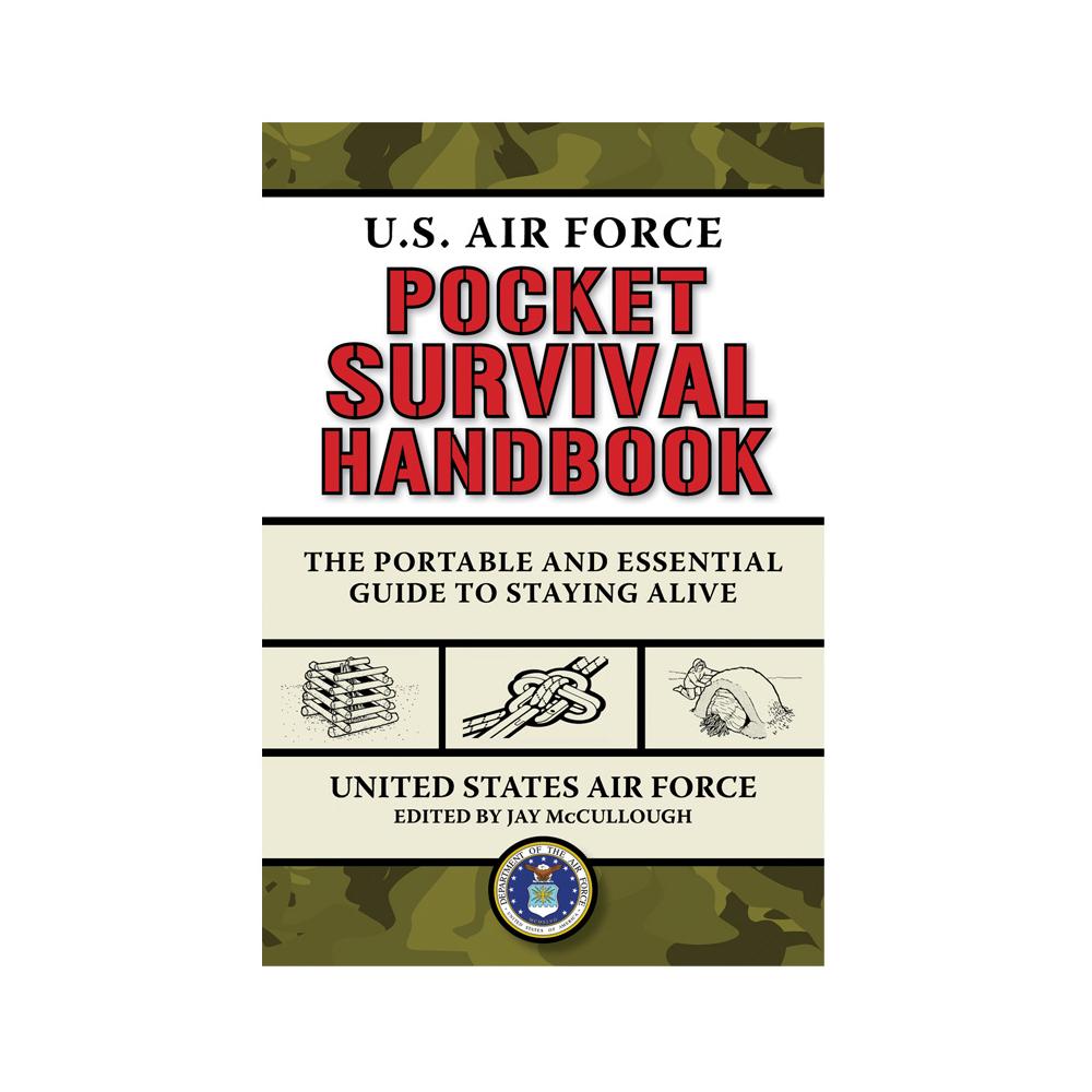 U.S. Air Force Pocket Survival Handbook