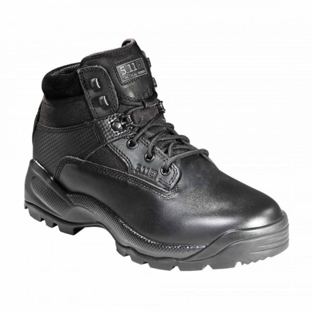 "5.11 Tactical ATAC 6"" Side Zip Boot - Black"