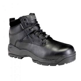 "5.11 Tactical ATAC Shield 6"" Side Zip Boot - Black"