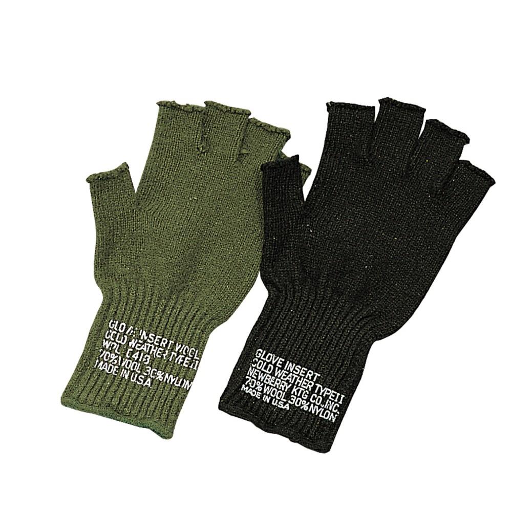 Rothco Fingerless Wool Gloves