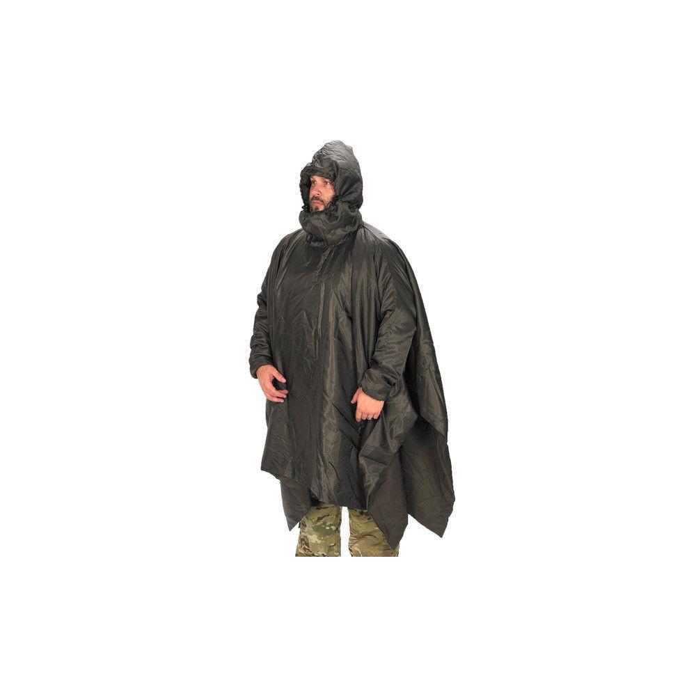 Snugpak Patrol Poncho Liner - Black
