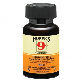 Hoppes No 9 Solvent Gun Cleaning Oil Solvent - 5 oz Bottle