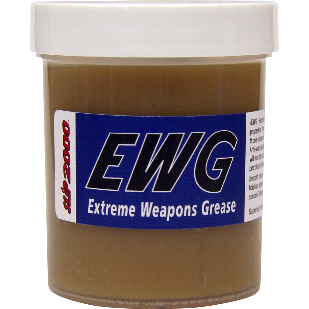 Slip 2000 EWG Extreme Weapons Grease - 4 oz