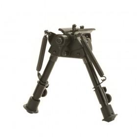 "Tac Shield Heavy Duty 13""-21"" Adjustable Pivoting Bi-Pod"