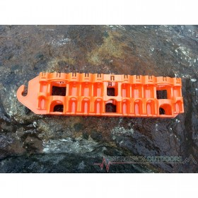 PowerPax Original Battery Caddy Carrier - Orange