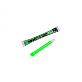 "Cyalume SnapLight Industrial Grade Light Sticks 6"" 12 Hour - Green"