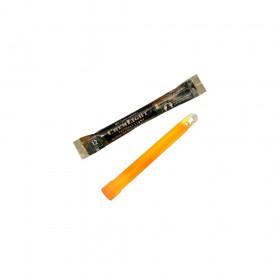 """Cyalume ChemLight Military Grade 6"""" 12 Hour Chemical Light Sticks - Orange"""